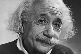 Einstein pubblico, Albert privato