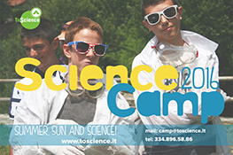 Science Camp 2016: summer, sun and science!