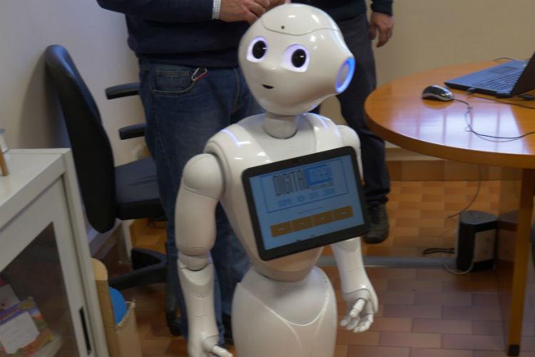 Il robot Pepper
